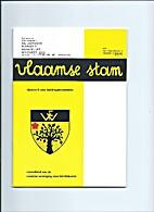 VLAAMSE STAM JAARGANG 39 NUMMER 8