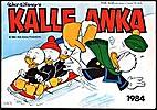 Kalle Anka 1984 [julbok] by Walt Disney