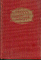 Essays by Christopher Morley