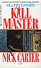 Killing Games by Nick Carter