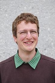 Author photo. Johannes Gerber