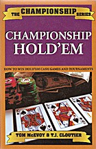 Championship Hold'em (The Championship) by…