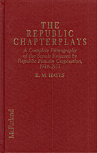 The Republic Chapterplays: A Complete…