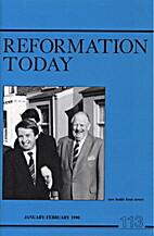 Reformation Today Issue 113 by Erroll Hulse