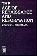 The Age of Renaissance and Reformation by…