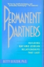 Permanent Partners: Building Gay & Lesbian…