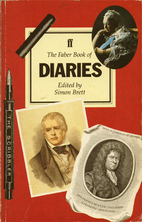 The Faber Book of Diaries by Simon Brett