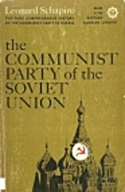 The Communist Party of the Soviet Union by…