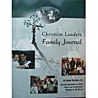 Christian Leaders Family Journal by David…