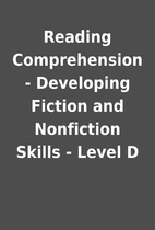 Reading Comprehension - Developing Fiction…
