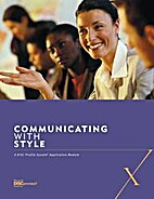 Communicating with Style: Personal…