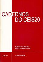 Cadernos do CEIS 20 - nº 6 - 2007 -…