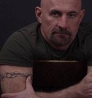 Author photo. Photo by David K. Bruner