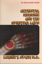 Arthritis, medicine, and the spiritual laws;…