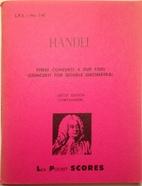 Handel: Three Concerti a Due Cori (Concerto…