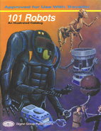 101 Robots (Traveller) by Gary L. Thomas