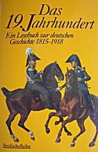 Das Neunzehnte ( 19.) Jahrhundert (3552…