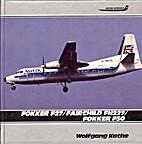 Fokker F27/Fokker F50/Fairchild F227…