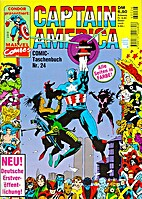 Captain America Comic-Taschenbuch 24 by…