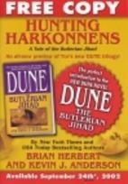 Dune: Hunting Harkonnens by Brian Herbert