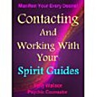 Contacting And Working With Your Spirit…