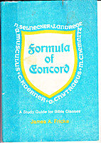 Formula of Concord: A study guide for Bible…