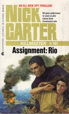 Assignment Rio by Nick Carter