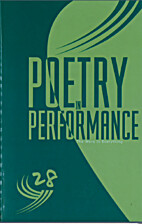 Poetry in Performance 28