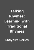 Talking Rhymes: Learning with Traditional…
