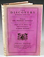 The discovery: a comedy in five acts by…