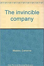 The invincible company by Catherine Maddox