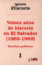 Veinte años de historia en El Salvador…
