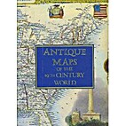 Antique Maps of the 19th Century by Robert…