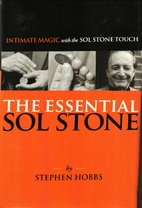 The Essential Sol Stone by Stephen Hobbs by…