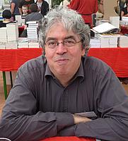 Author photo. Jean-Claude Dunyach (by Ji-Elle, 2010)