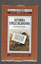 Storia dell'Albania by Nunzio Dell ' Erba