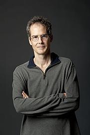 Author photo. John M. Thompson