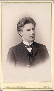 Author photo. Reinhold Seeberg