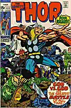 Thor # 177 by Stan Lee