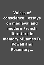 Voices of conscience : essays on medieval…