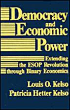 Democracy and Economic Power by Patricia…