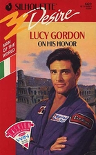 On His Honor by Lucy Gordon