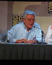 Author photo. Flickr user tostie14 (San Diego ComicCon, 2006). Cropped.