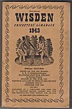 John Wisden's Cricketers' Almanack for 1943…