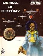 Denial Of Destiny by Andrew Philip Hooper