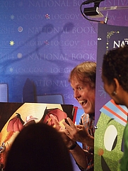 Author photo. Reading at National Book Festival By Slowking4 - Own work, GFDL 1.2, <a href=&quot;https://commons.wikimedia.org/w/index.php?curid=35041236&quot; rel=&quot;nofollow&quot; target=&quot;_top&quot;>https://commons.wikimedia.org/w/index.php?curid=35041236</a>