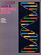 Biology Data and Resource Book by Jim Hawes
