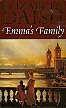 Emma's Family by Elizabeth Daish