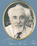 Author photo. Emil Moses Cohn