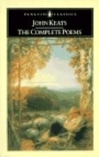The Poetical Works of John Keats by John…